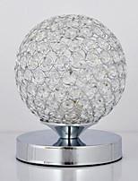40 Moderno/ Contemporâneo Luminária de Mesa , Característica para LED Proteção para os Olhos , com Cromado Usar Interruptor On/Off