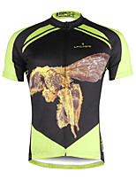 Breathable And Comfortable Paladin Summer Male Short Sleeve Cycling Jerseys DX737The hornets