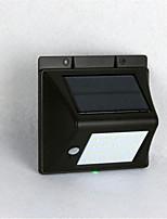 20led солнечный датчик тела настенный светильник напольный пейзаж лампа торшер