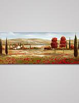 Отпечатки на холсте Животное Пастораль Европейский стиль,1 панель Холст Горизонтальная Печать Искусство Декор стены For Украшение дома