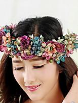 Для женщин Очаровательный Для вечеринки На каждый день Платок,Весна Лето осень Все сезоны Ткань Другой
