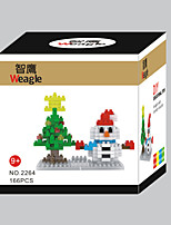 Building Blocks For Gift  Building Blocks Model & Building Toy Snowman Toys