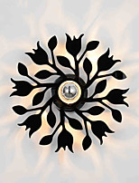 Montagem do Fluxo ,  Contemprâneo Pintura Característica for Estilo Mini Designers AcrílicoSala de Estar Quarto Sala de Jantar Quarto de