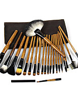 22 Mink Makeup Brush Set