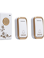 V002F ABS Non-visual doorbell Wireless Doorbell Systems