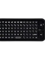 Air Mouse Keyboard Flying Squirrels KP16BR Bluetooth 2.4GHz Wireless for Android TV Box and PC with Touchpad