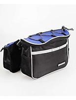 Bike BagBike Frame Bag Rain-Proof Compact 3 In 1 Bicycle Bag Nylon Cycle Bag Cycling/Bike
