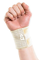 Unisex Stretch Bandage Hand & Wrist Brace Breathable Compression Thermal / Warm Protective Soccer Sports Casual Spandex