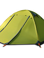 LYTOP/飞拓 3-4 persons Tent Double Fold Tent One Room Camping Tent Aluminium OxfordWaterproof Breathability Ultraviolet Resistant Windproof