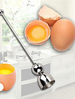 1Pcs  New Stainless Steel Raw Eggshell Topper Cutter Egg Opener Kitchen Tools Kitchen Gadgets