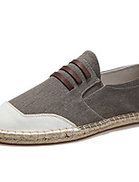 Men's Loafers & Slip-Ons Spring Fall Comfort Fabric Casual