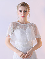 Women's Wrap Capelets Lace Wedding Party/Evening Lace