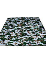 Moistureproof/Moisture Permeability Heat Insulation Picnic Pad Camouflage Camping Traveling Outdoor Indoor Oxford EVA