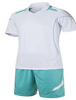 Unisex Soccer Tracksuit Breathable Comfortable Summer Fall/Autumn Winter Solid Polyester Football/Soccer