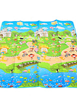 Picnic Pad Heat Insulation Moistureproof/Moisture Permeability Hiking Camping Traveling Outdoor Indoor PVC