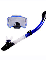 Diving Masks Snorkels Protective Diving / Snorkeling Mixed Materials Eco PC