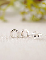 Stud Earrings Jewelry Animal Design Fashion Adorable Chrome Silver Gold Jewelry For Wedding Party Birthday Gift 1 pair