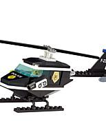 Blocos de Construir Brinquedo Educativo para presente Blocos de Construir Hobbies de Lazer Aeronave ABS5 a 7 Anos 8 a 13 Anos 14 Anos ou
