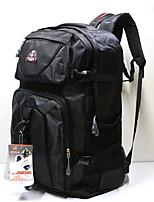 Men Sports & Leisure Bag Oxford Cloth All Seasons Sports Outdoor Professioanl Use Camping & Hiking Climbing Zipper Blue Black Ruby