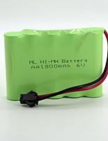 Ni-MH батареи AA 1800mAh 6v