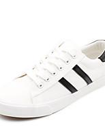 -Для мужчин-Для прогулок Повседневный-Полотно-На плоской подошве-Удобная обувь-Кеды