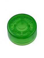 Mooer Candy Footswitch Topper Plastic Bumpers Footswitch Protector For Guitar Effect Pedal Green