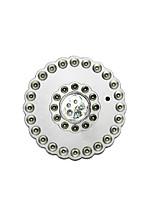 Ampoules LED Joint Torique LED Lumens Mode Pile au Lithium Taille Compacte Camping/Randonnée/Spéléologie
