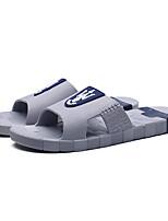Herren-Slippers & Flip-Flops-Lässig-PUMary Jane-Dunkelblau Khaki