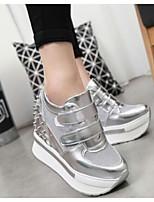 Women's Sneakers Spring Comfort PU Casual