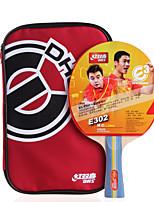 3 Estrelas Ping Pang/Tabela raquetes de tênis Ping Pang Madeira Cabo Comprido Espinhas