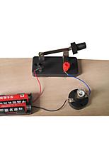 Игрушки Для мальчиков Развивающие игрушки Игрушки для изучения и экспериментов Квадратная Металл Пластик Дерево