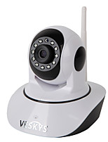 VESKYS® 720P HD Wi-Fi Security Surveillance IP Camera w/ 1.0MP Smart Phone Remote Monitoring