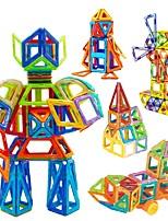 Конструкторы Обучающая игрушка Магнитные блоки Для получения подарка Конструкторы Игры и пазлы Круглый Квадратная Треугольник Поликарбонат
