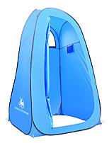 1 Person Einzeln Automatisches Zelt Einzimmer Camping Zelt 2000-3000 mmFeuchtigkeitsundurchlässig Wasserdicht Windundurchlässig