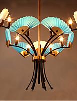 Takplafond ,  Moderne / Nutidig Traditionel / Klassisk Maleri Trekk for LED MetallStue Soverom Spisestue Leserom/Kontor Barnerom Entré