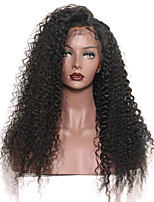 Lace Front Human Hair Wigs For Black Women Brazilian Curly Remy Hair Pre Plucked With Baby Hair Joywigs