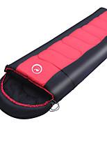 Sleeping Bag Rectangular Bag Single -5~15 T/C Cotton 220X75 Camping Outdoor Keep Warm 自由之舟骆驼