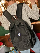 Women Nylon Casual Backpack All Seasons