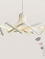 Flush Mount   Pendant Light  Modern/Contemporary Painting Feature for LED Designers Metal Living Room Bedroom Dining Room Kitchen Study Room/Office