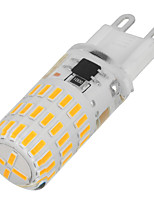 Marsing G9 4W 400lm 46-4014 SMD Warm White/Cold White Light LED Bulb AC220V(1PCS)