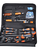 Sheffield S033004 Household Hand Tools Set 15 Pieces / 1 Set