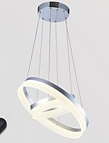 Luzes Pingente ,  Contemprâneo Tradicional/Clássico Rústico Pintura Característica for LED Redução de Intensidade MetalSala de Estar