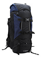 80 L Rucksack Camping & Hiking Traveling Waterproof Wearable Shockproof Multifunctional