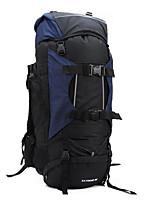 80 L Rucksack Camping & Wandern Reisen Wasserdicht Stoßfest tragbar Multifunktions