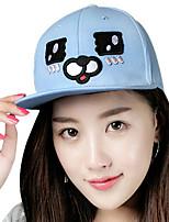 Men Women 's Summer Cotton Cartoon Embroidery Cap Baseball Couple Hip Hop Hat