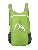 20 L mochila Escalada Deportes recreativos Acampada y Senderismo Resistente a la lluvia A prueba de polvo Transpirable Multifuncional