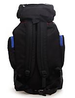 Men Sports & Leisure Bag Nylon All Seasons Sports Outdoor Professioanl Use Camping & Hiking Climbing Zipper Black