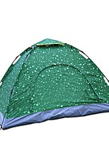 3-4 persons Tent Single One Room Camping TentCamping Traveling-