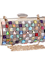 Women Polyester Formal Event/Party Wedding Evening Bag Handbags Clutch Bag