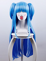 What Do You Do At The End Of The World Chtholly Nota Seniorious Blue Anime Cosplay Wig